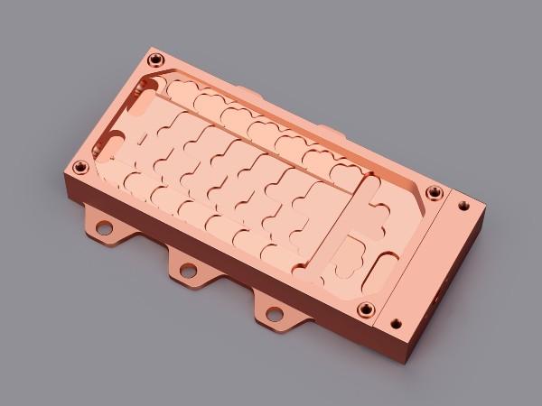 无氧铜光电通讯腔体